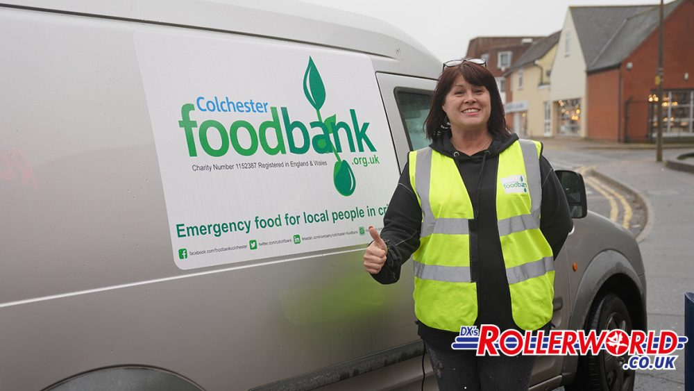 Colchester Foodbank Event